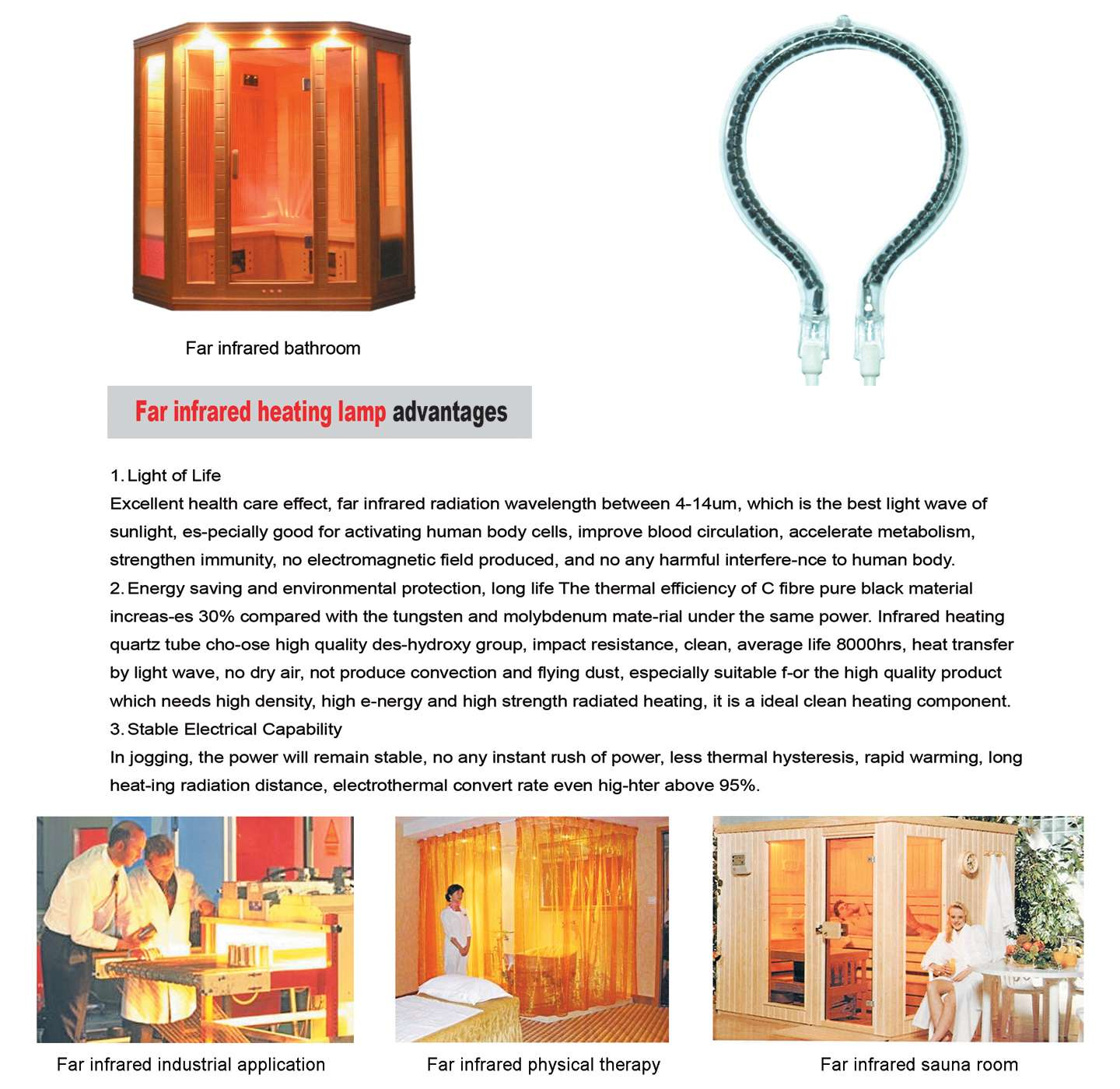 Far infrared heating lamp advantages.jpg